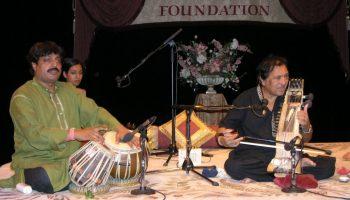 Ustad Sultan Khan ji 2004